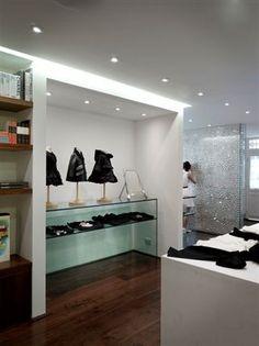 John Rocha store in 2007, photo by Simon Brown #store #london #doverstreet
