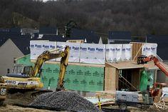 US housing starts rose in Feb., led by single-family homes #realestate #realestateagent #realestatemarket #investinGA