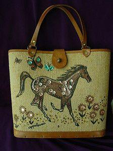 Enid Collins ~ Appaloosa bag