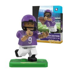 Josh Doctson TCU Horned Frogs OYO Sports NCAA Player Figurine - $9.99