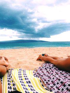 Playa... Para ser feliz.