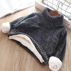 Boys Girls Pullover Sweaters Tops For Baby Long Sleeve Thick Knitted Wear 2 4 5 6 years Children Christmas Warm Snow Clothes Snow Clothes, Snow Outfit, Cheap Sweaters, Sweater Outfits, Kids Christmas, 6 Years, Pullover Sweaters, Boy Or Girl, Knitwear