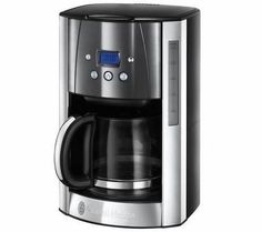 Russell Hobbs Luna 23241 Drip Filter Coffee, Filter Coffee Machine, Drip Coffee Maker, Russel Hobbs, Bubble, Cafetiere, Carafe, Espresso, Filters