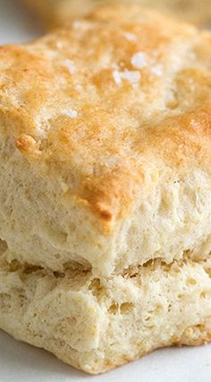 Simple, No Bowl Buttermilk Biscuit Recipe