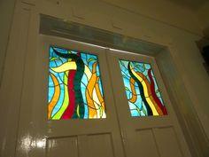 My steinedglass window. Budapest Németh Zsuzsa #steinedglass #steinedglasswindow #ólomüveg #ólomüvegablak