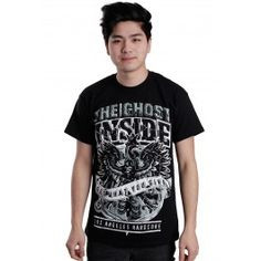 The Ghost Inside - Hierachy - T-Shirt Merch Store - Impericon.com UK
