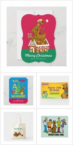 Funny Scooby Doo Cards, Birthday card Christmas card #affiliate #ad #funnycards #christmascards #birthdaycards Holiday Cards, Christmas Cards, Merry Christmas, Funny Cards, Funny Cute, Cartoon Characters, Scooby Doo, Keep It Cleaner, Color Schemes