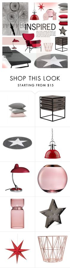 """Untitled #669"" by valentina1 on Polyvore featuring interior, interiors, interior design, home, home decor, interior decorating, Cassina, Golden Lighting, LSA International and iittala"