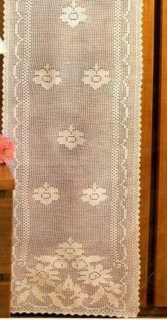 Professione Donna: Lo stile Vintage: Tenda con i fiori