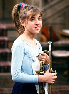 After playing the younger version of Bette Midler's character in Beaches, Mayim Bialik scored the leading role in NBC's sitcom Blossom. The show, which also starred Joey Lawrence, featured the then-16-year-old actress as a fashion-savvy teen who lived with her father and two brothers. It ran for five seasons from 1991 to 1995.