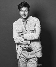 Super Junior member Siwon in Esquire Korea Super Junior, Choi Siwon, Leeteuk, Heechul, Kpop, Dragon Blade, Don G, Park Bo Gum, Korean Wave