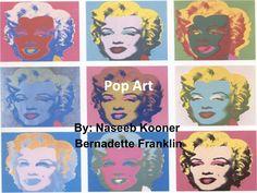 Term paper on Pop Art?