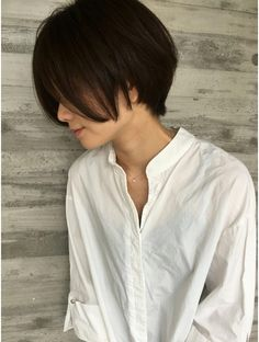 (No style name) | Depal Minami Aoyama (depart) hair catalog | … - All For Little Girl Hair Short Hair Outfits, Short Hair Hacks, Girl Short Hair, Shot Hair Styles, Curly Hair Styles, Tomboy Hairstyles, Korean Short Hair, Girls Short Haircuts, Cut My Hair