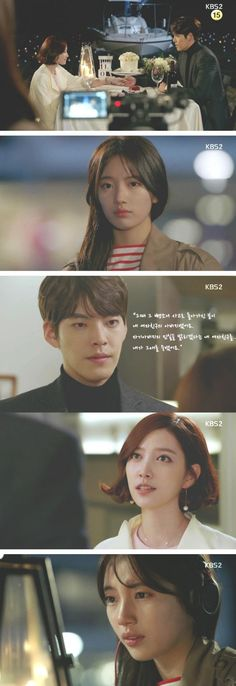 [Spoiler] Added episode 17 captures for the #kdrama 'Uncontrollably Fond'