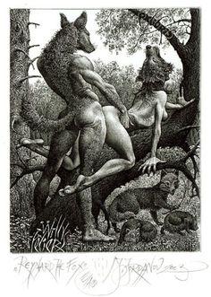 Ex Libris by Julian Jordanov