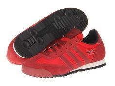 adidas dragon trainers brown