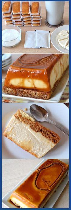 En verdad esta delicioso a mi familia le ha encantado la mejor TARTA de SOBAOS y QUESITOS (sin horno) de mi vida! #tartasobaos #queso #quesitos #lamejor #sinhorno #cheesecake #postres #dulces #tips #cake #pan #panfrances #panettone #panes #pantone #pan #recetas #recipe #casero #torta #tartas #pastel #nestlecocina #bizcocho #bizcochuelo #tasty #cocina #chocolate Si te gusta dinos HOLA y dale a Me Gusta MIREN …