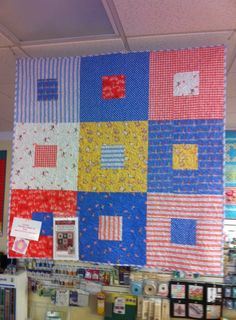 quick and easy quilt