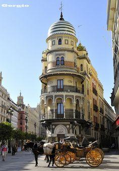 * SEVILLE,  SPAIN #travel