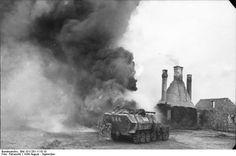 Panzer de Artilleria e Ingenieros (II)   Todo sobre la Segunda Guerra Mundial