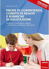 Prove di competenza, compiti di realtà e rubriche di valutazione - ITALIANO - SCUOLA PRIMARIA
