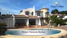 Location Villa Avec Piscine Benissa