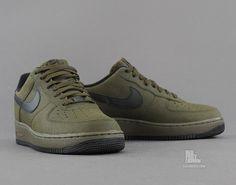 Nike Air Force 1 TecTuff: Dark Loden/Black