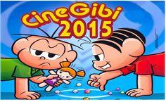 Turma da Mônica - Cine Gibi 2015 - Completo !!