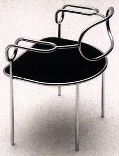 // Shiro Kuramata, Chair 01
