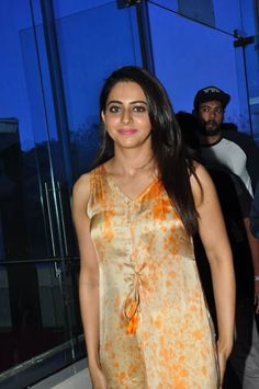 Indian Actress Rakul Preet Singh Photos In Yellow Dress Red Saree, Sari, Yellow Dress, Blue Dresses, Face Expressions, South Actress, Close Up Pictures, Show Photos, High Quality Images