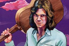 Video Lesson: Inside Nick Drake's Idiosyncratic Guitar Style Nick Drake, Acoustic Guitar, Magazines, Lilac, Maps, Corner, Letters, Rock, Comics
