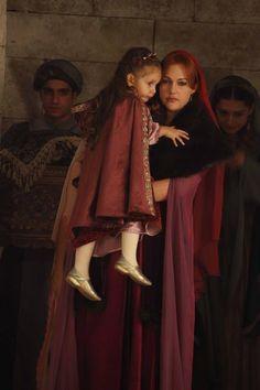 Hürrem Sultan (Meryem Uzerli) ¤ The Magnificent Century ¤ Muhteşem Yüzyıl ¤ حريم السلطان ¤