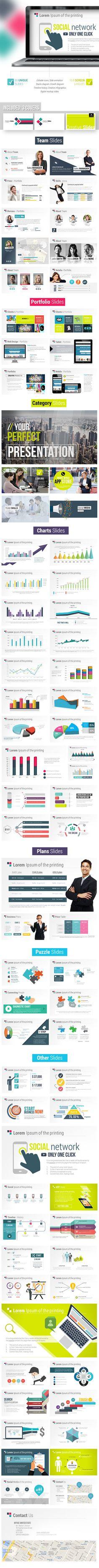 Fresh Digital Slides - Creative Powerpoint Templat - Creative PowerPoint Templates