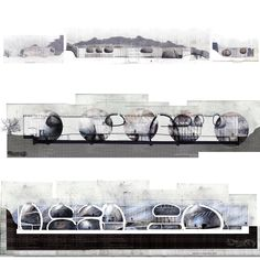 - THE SPACE THAT PERFORMED - Sophie Hamer: Architectures