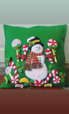 Christmas Decorations, Embroidery, Blog, Diy, Fashion, Embellishments, Xmas, Christmas Cushions, Christmas Ornament