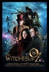 ABRIL-2014. Las brujas de Oz. DVD FANTÀSTIC SCO