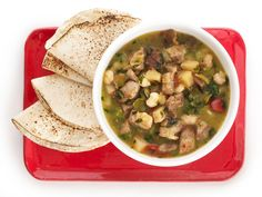 Green Chile Stew Recipe : Food Network Kitchen : Food Network - FoodNetwork.com