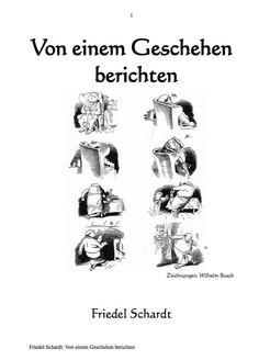 """Wenn man von einem Geschehen berichtet, so möchte man einen Leser vertraut machen mit einem Ablauf, den man erlebt hat. """"Vertrautmachen"""" heißt, man muss all das über Ablauf, Zusammenhänge und nähere Umstände mitteilen, was notwendig ist, damit der Leser das Gesamtgeschehen überblicken und verstehen kann.  #Unterrichtsreihe für 6-8 St.  #Deutsch, #Aufsätze und #freies Schreiben #Gymnasium, #Gesamtschule, #Realschule, #Grundschule, 5. & 6. Klasse,"""
