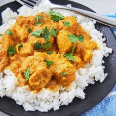 Chicken Curry If you love Indian nourishment you have to endeavor this recipe! This Chicken Curry tastes just as good as what you'd get at an Indian r. Best Chicken Curry Recipe, Coconut Curry Chicken, Chicken Recipes, Thai Coconut, Coconut Milk, Oven Baked Bbq Chicken, Homemade Barbecue Sauce, Curry Dishes, Curry Recipes