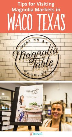 Magnolia Markets and Magnolia Table Waco Texas. Do you love Chip and Jo and Fixer Upper? Follow the trail in Waco Tx. We spent a day there exploring Magnolia Markets and the Silo, having breakfast at Magnolia Table, seeing Magnolia House and eating cupcakes at Magnolia Bakery. There are lots of Fun things to do in Waco Tx. #Magnolia #MagnoliaTable #Waco #Texas #Silos #FixerUpper #MagnoliaHouse #travel #WacoTexas #ChipandJo