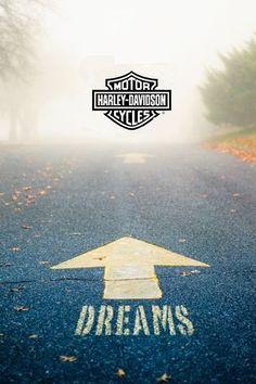 Harley Dreams! #HD #AccelerateYourDreams #harleydavidsongirls