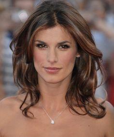 50 Most Beautiful Italian Women Beautiful Italian Women, Beautiful People, Most Beautiful, Belen Rodriguez, George Clooney, Cannes, Christian Vieri, Medium Hair Styles, Long Hair Styles