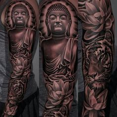 A - A You are in the right place about A Tattoo Design And Style Galleries On The Net – Are They Defin - Peace Tattoos, Boy Tattoos, Body Art Tattoos, Hand Tattoos, Tattoos For Guys, Thigh Tattoo Men, Arm Sleeve Tattoos, Arm Tattoo, Buddha Tattoo Design