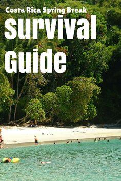 Costa Rica Springs Break Survival Guide | Costa Rica Experts