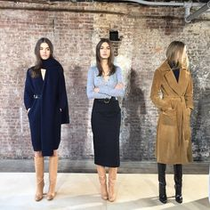 The only bad thing about the fall fashion shows in February is that you want to buy everything you see and wear it immediately. This was never more true than at the Frame Denim Fall 2015 presentation. I'm not tall enough to wear the 1970's inspired flaresbut I would love to be wearing the skirts […]