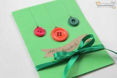 Cómo hacer tarjetas navideñas - Las Manualidades