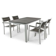Ikea Sjalland Table 4 Chairs Outdoor Garden Furniture In 2019