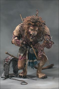 LION MCFARLANE'S MONSTERS SERIES 2: TWISTED LAND OF OZ