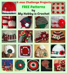 My Hobby Is Crochet: FREE PATTERN ROUNDUPS