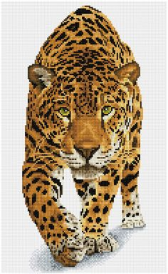 Cross Stitch Quotes, Animal Sewing Patterns, New Crafts, Cross Stitch Designs, Art World, Needlepoint, Printing On Fabric, Watercolor Paintings, Lion Sculpture